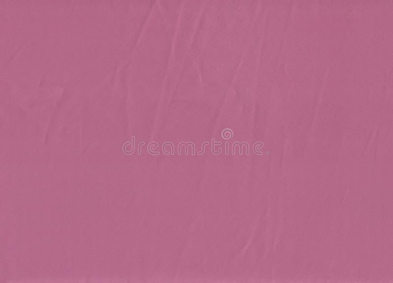 Textura de seda cor-de-rosa foto de stock