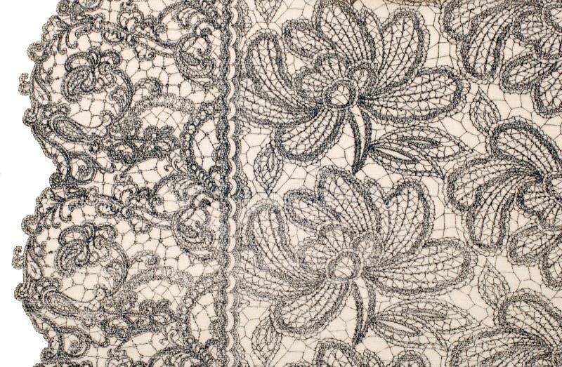 Textura de seda del cordón fotos de archivo libres de regalías