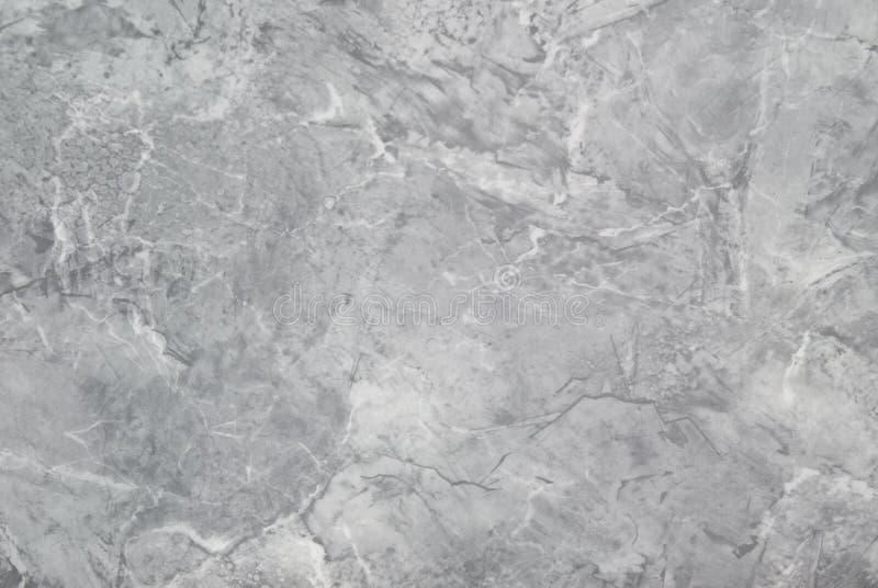 Textura de superfície de mármore cinzenta foto de stock