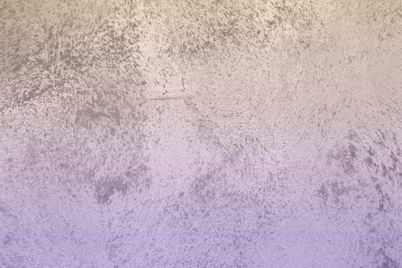 Textura de superfície metálica pintada áspera do rosa criativo do vintage para finalidades do projeto ilustração do vetor
