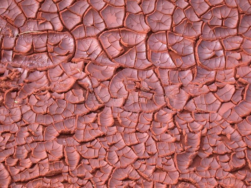 Textura de tierra seca fotografía de archivo