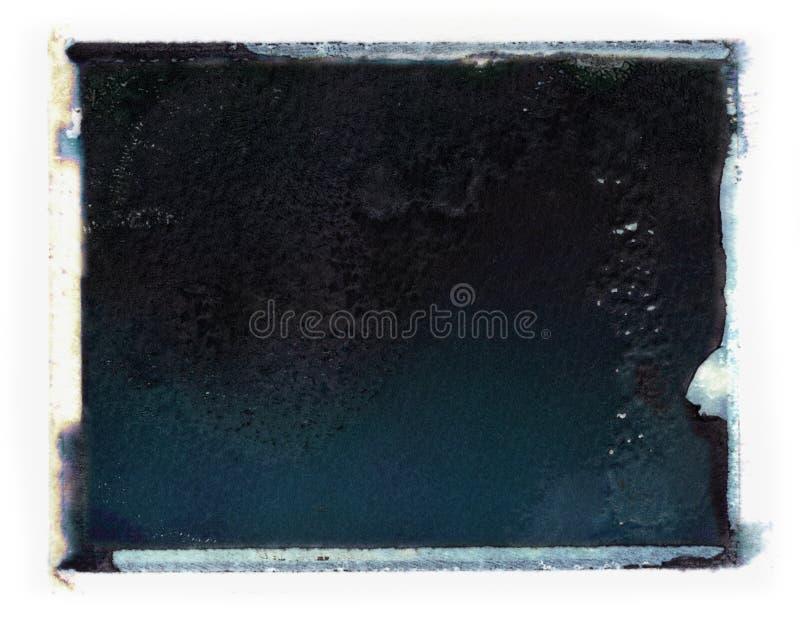 Textura de transferência do Polaroid fotos de stock royalty free