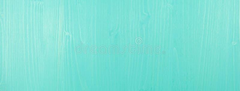 Textura de uma placa de madeira dos azuis celestes foto de stock