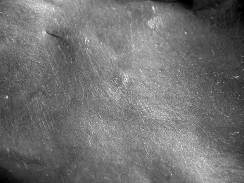 Textura de uma superfície de prata foto de stock royalty free