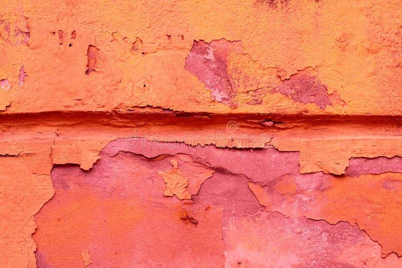 Textura de un yeso decorativo dilapidado Fondo abstracto para el dise?o imagen de archivo libre de regalías