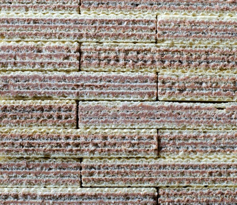 Textura de una oblea 01 imagen de archivo libre de regalías