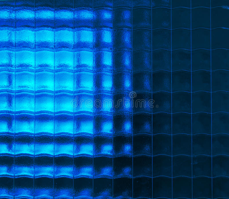Textura de vidro fotografia de stock