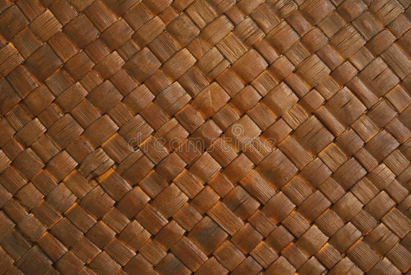 Textura de vime fotografia de stock royalty free
