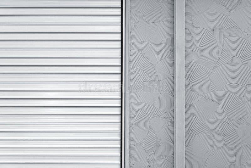 Textura decorativa do revestimento da parede do emplastro imagem de stock royalty free