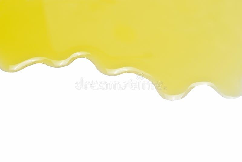 Textura del aceite de oliva. imagen de archivo libre de regalías