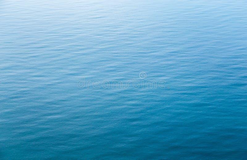Textura del agua fotografía de archivo