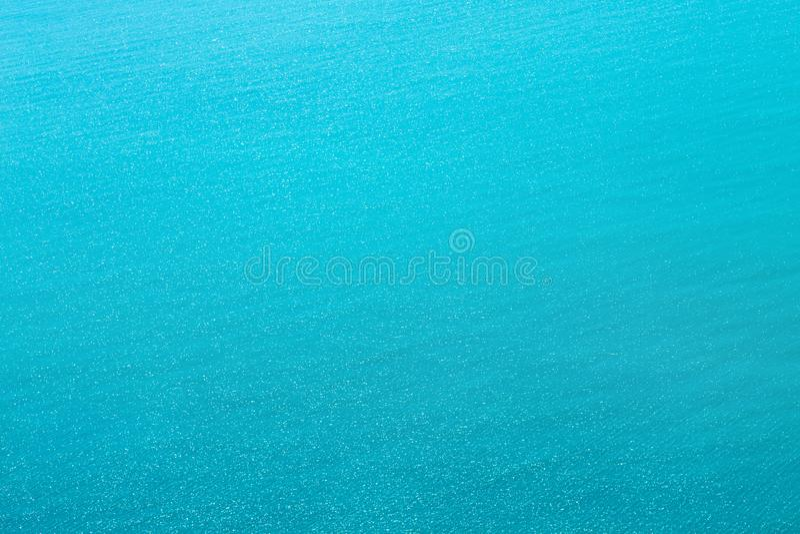 Textura del agua azul chispeante fotografía de archivo