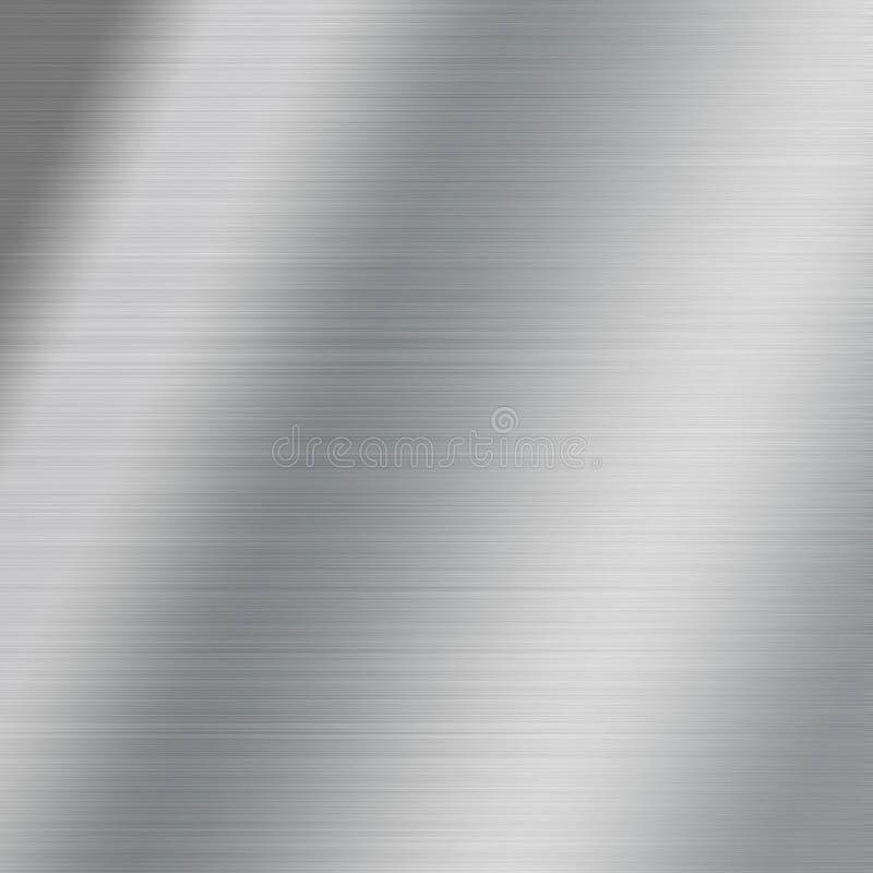 Textura del aluminio foto de archivo libre de regalías