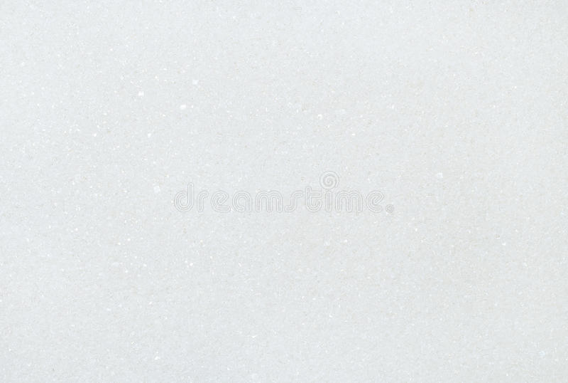 Textura del azúcar blanco fotografía de archivo libre de regalías
