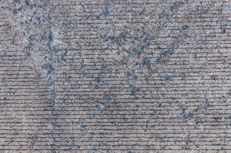 Textura del camino concreto imagen de archivo libre de regalías