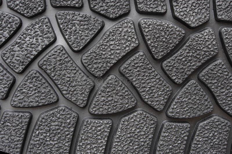 Textura del caucho abstracto fotos de archivo