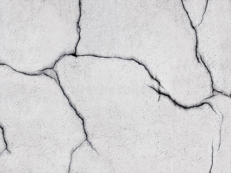 Textura del cemento de Broked imagenes de archivo