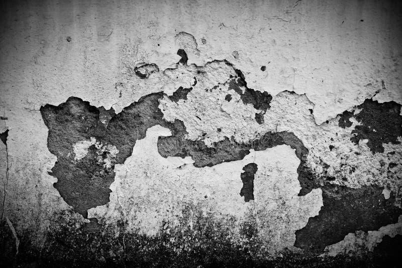 Textura del cemento de la rotura fotografía de archivo libre de regalías