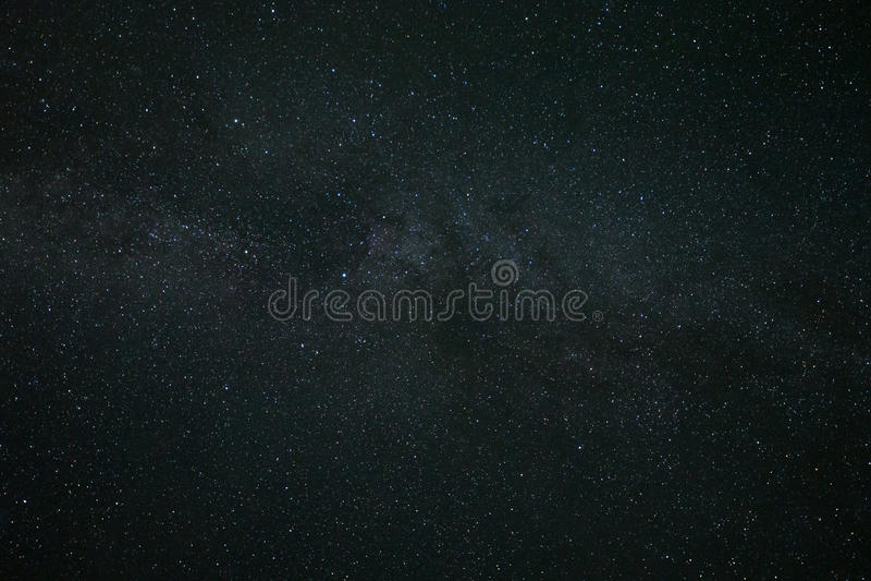 Textura del cielo estrellado imagen de archivo libre de regalías