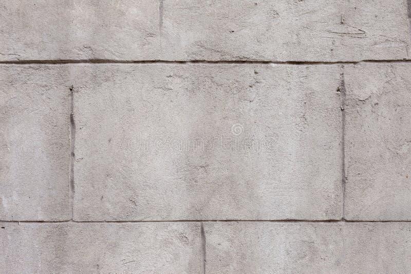 Textura del cierre del yeso para arriba foto de archivo libre de regalías