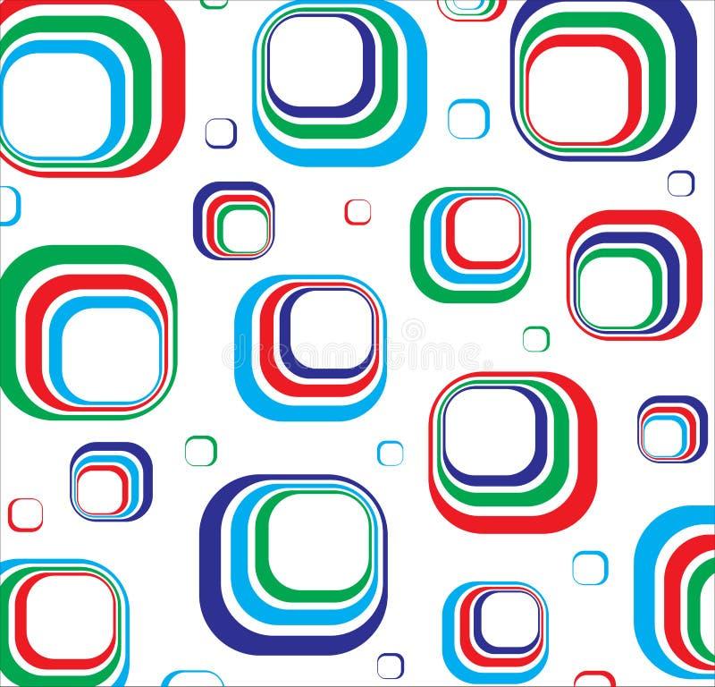 Textura Del Color. Vector. Fotos de archivo