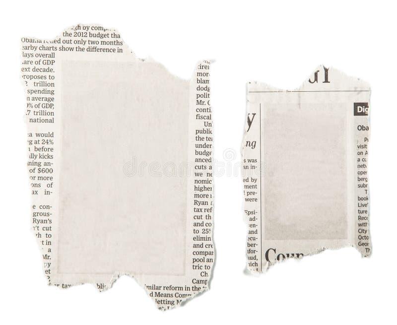 Textura del contexto del periódico, fondo del negocio fotografía de archivo