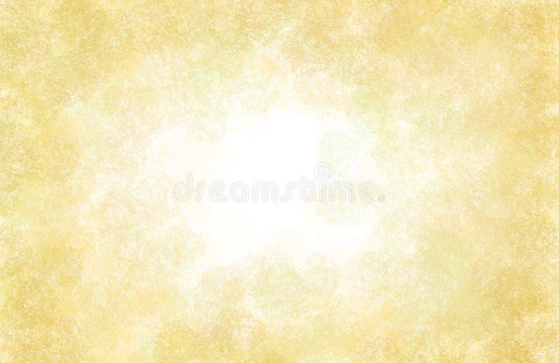 Textura del creyón de cera stock de ilustración