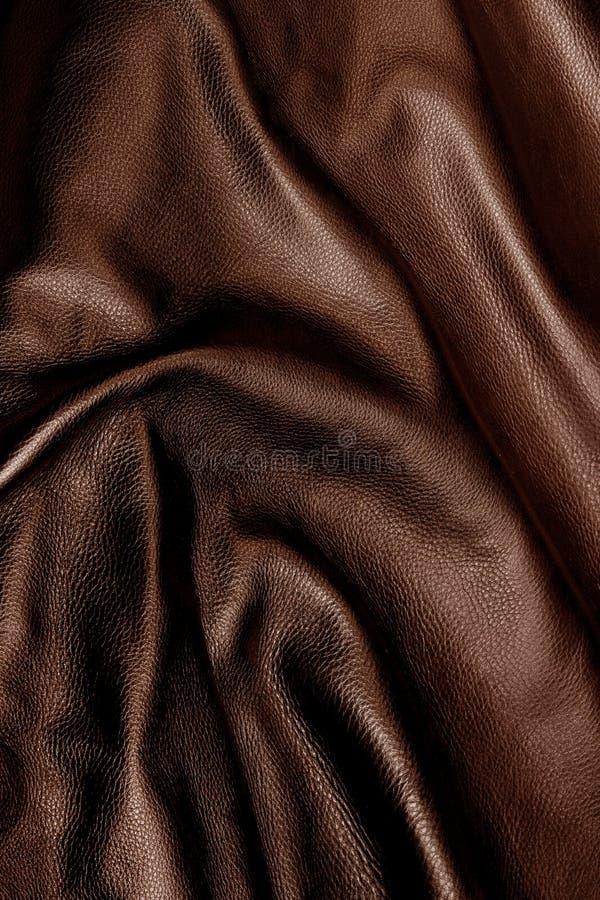 Textura del cuero fotos de archivo