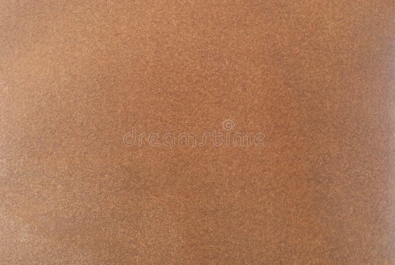 Textura del cuero de gamuza marrón imágenes de archivo libres de regalías
