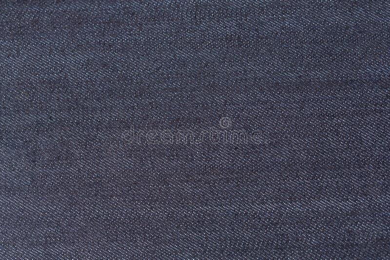 Textura del dril de algodón del fondo ilustración del vector