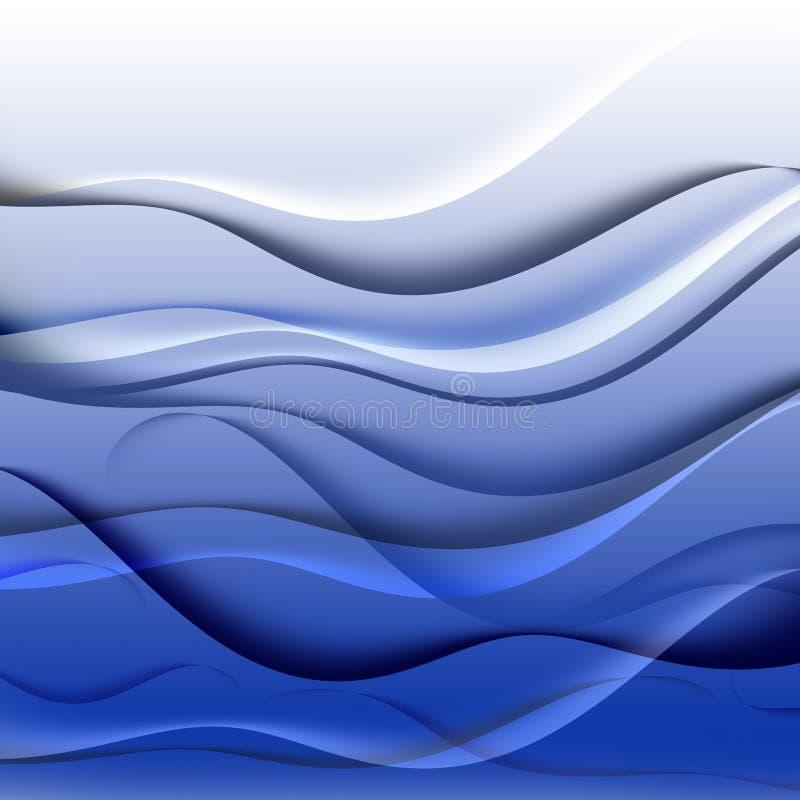 Textura del efecto del agua libre illustration