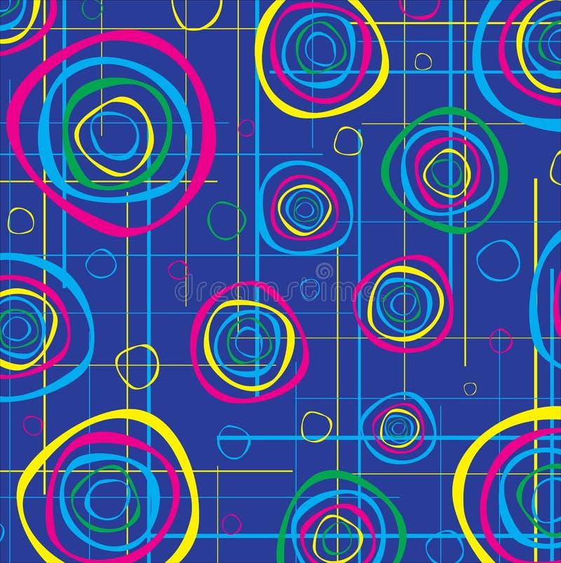 Textura del encanto. Vector. ilustración del vector