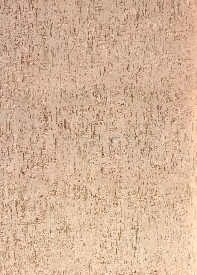 Textura del escarabajo de corteza decorativo del estuco como fondo stock de ilustración
