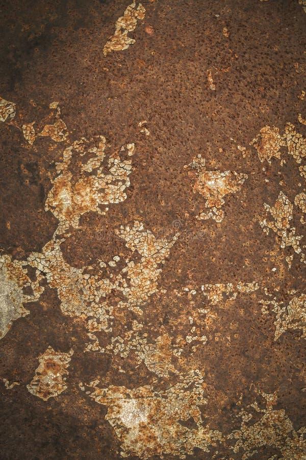 Textura del fondo del acero aherrumbrado fotos de archivo libres de regalías