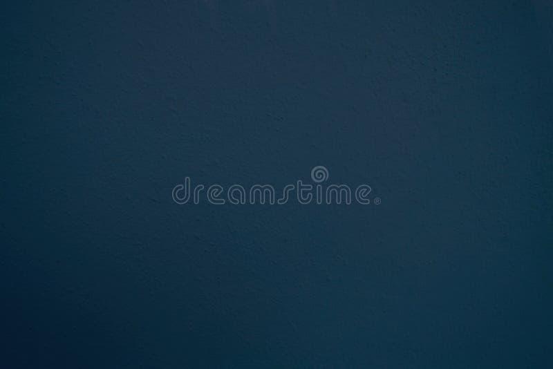 Textura del fondo azul marino de la pared del estuco imágenes de archivo libres de regalías
