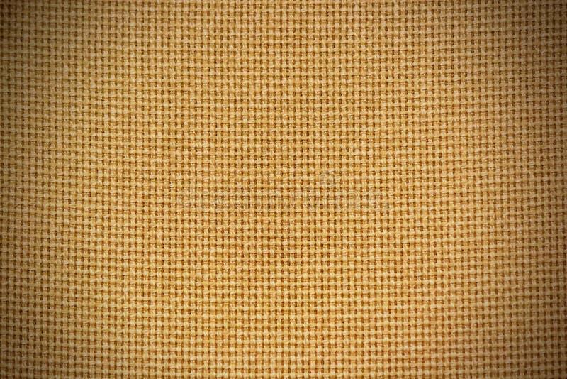 Textura del fondo de la lona del cáñamo fotografía de archivo