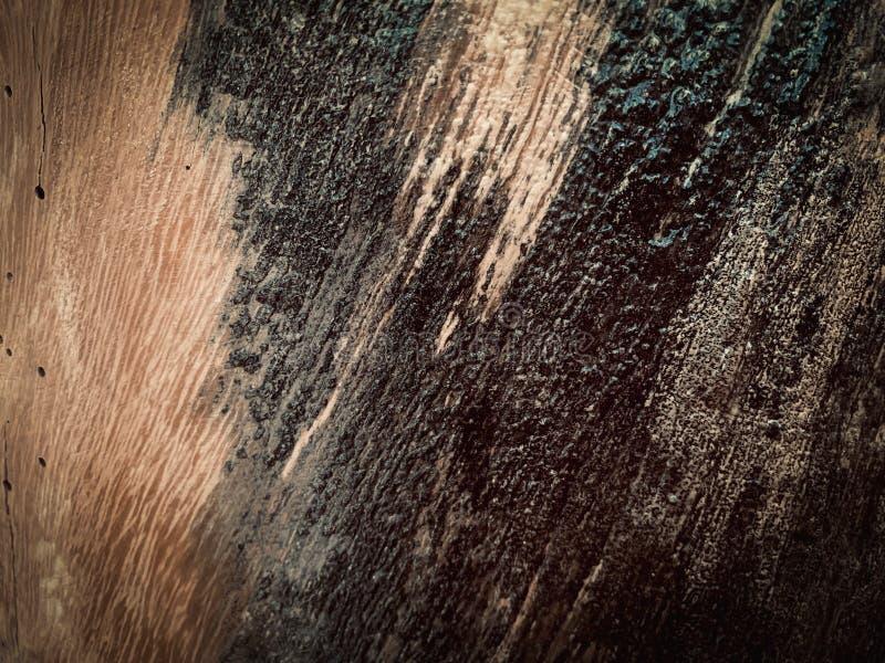 Textura del fondo de la madera marrón vieja fotos de archivo libres de regalías