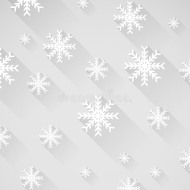 Textura del fondo de la Navidad ilustración del vector