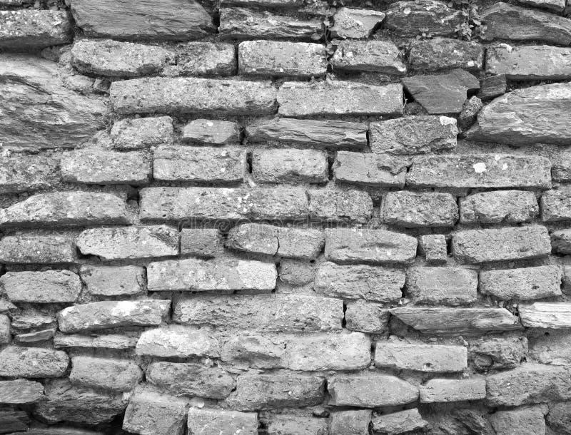 Textura del fondo de la pared de piedra foto de archivo libre de regalías