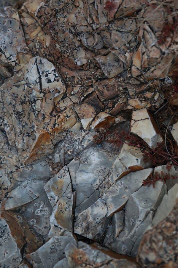Textura del fondo de la roca del sílex imagen de archivo