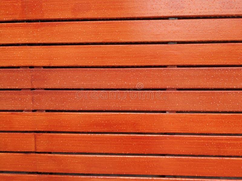 Textura del fondo de madera de la pared del listón foto de archivo