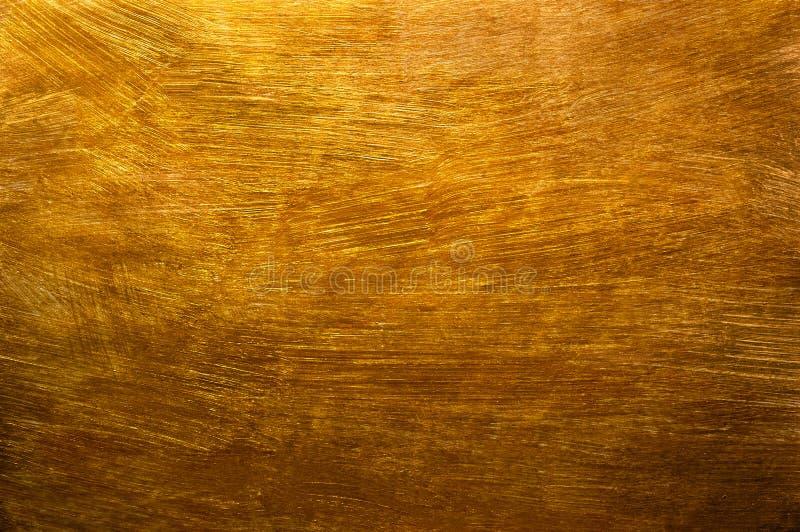 Textura del fondo de oro imágenes de archivo libres de regalías