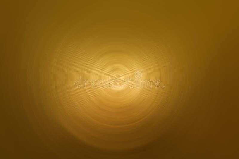 Textura del fondo del metal del oro foto de archivo libre de regalías