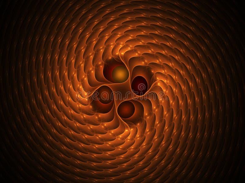 Textura del fractal fotografía de archivo libre de regalías