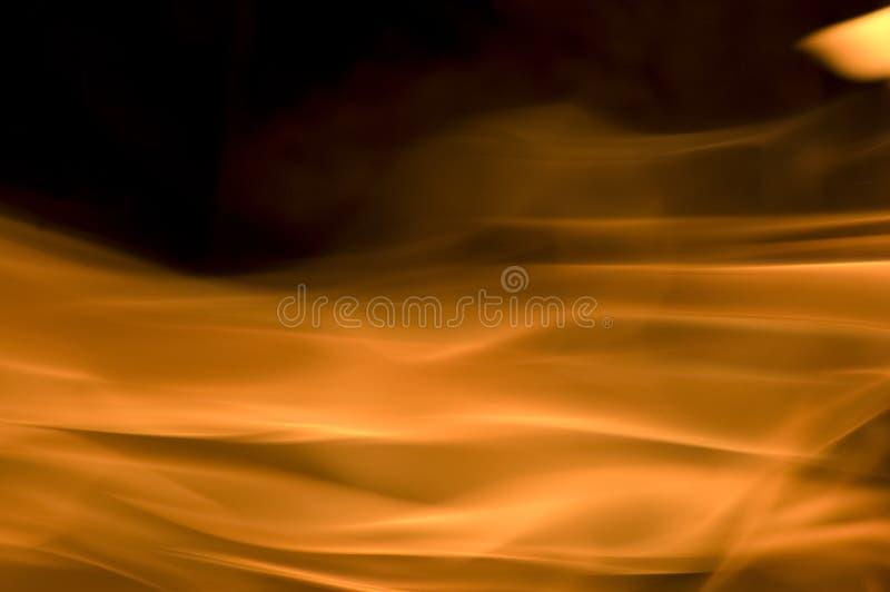 Textura del fuego imágenes de archivo libres de regalías