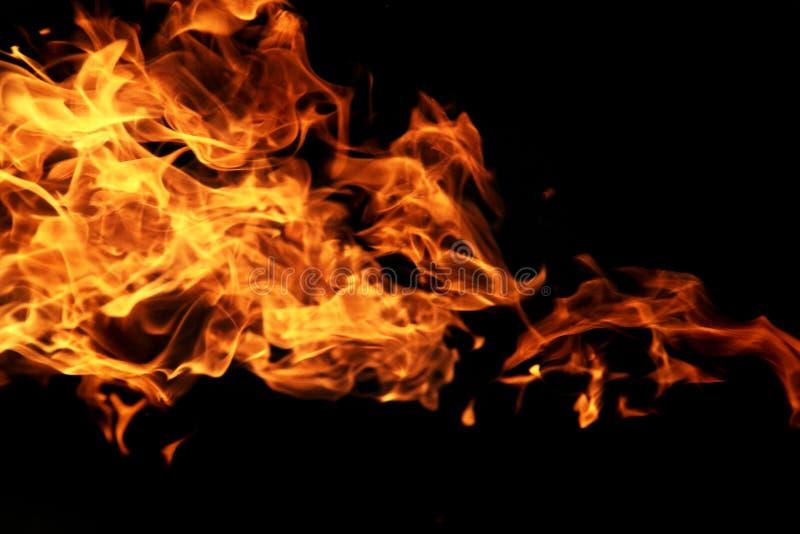 textura del fuego real imagen de archivo