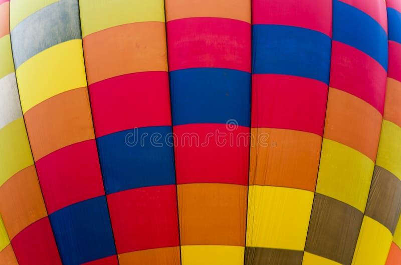 Textura del globo del aire caliente fotos de archivo libres de regalías