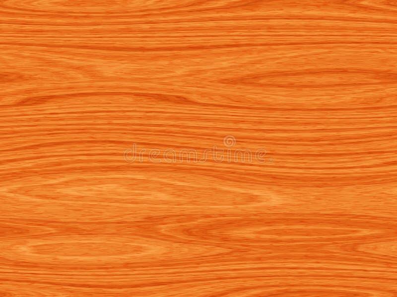 Textura del grano de madera de pino   ilustración del vector