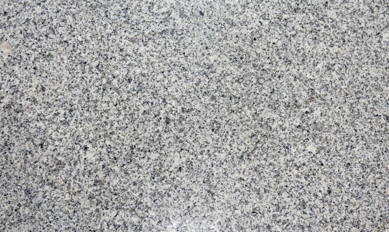 Textura del gris del granito pulida fotografía de archivo