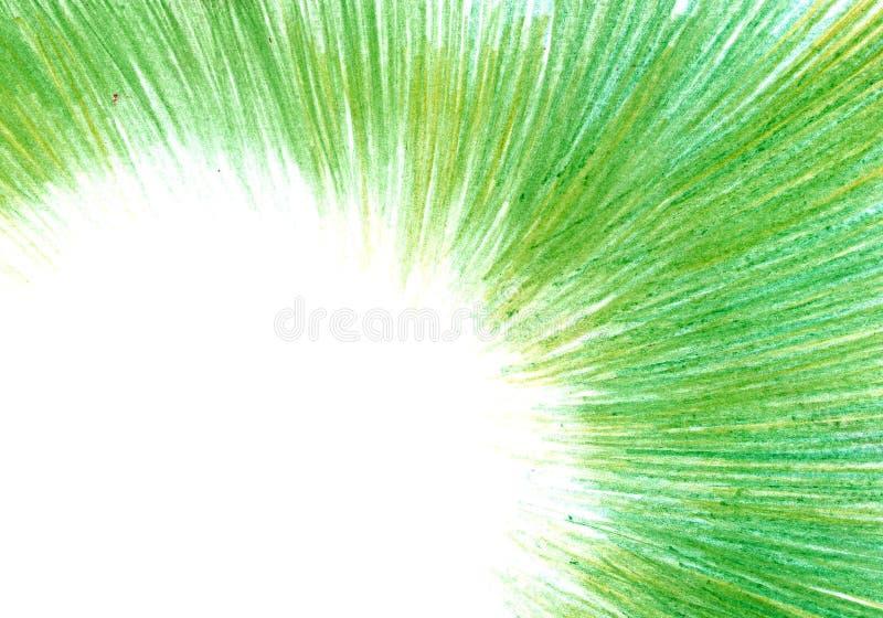 Textura del Grunge, fondo del carbón de leña, marco verde del lápiz imágenes de archivo libres de regalías